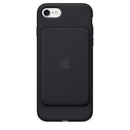 Чехол Smart Battery Case для iPhone 7, чёрный цвет