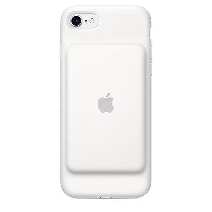 Чехол Smart Battery Case для iPhone 7, белый цвет