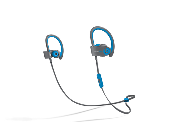 Беспроводные наушники Beats Powerbeats 2 Wireless, коллекция Active синие