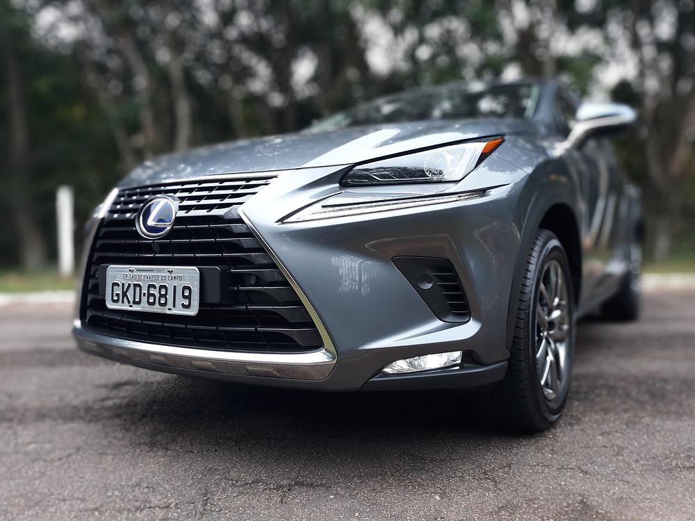 Lexus é a divisão de alto luxo da Toyota
