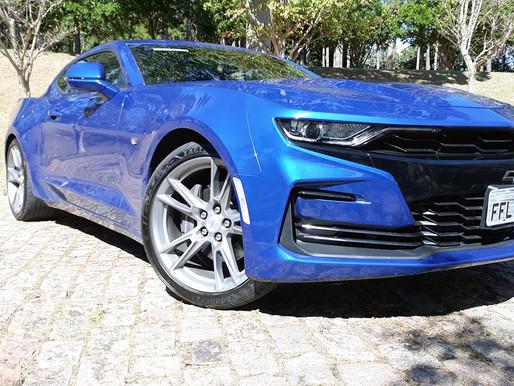 Novo Chevrolet Camaro resgata a tradição dos verdadeiros muscle Car