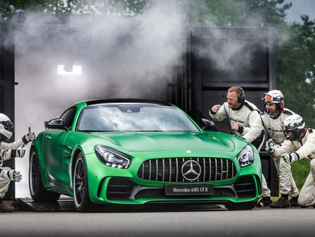 GT-R Pro, o esportivo mais nervoso  da Mercedes-Benz custará R$ 1,7 mi