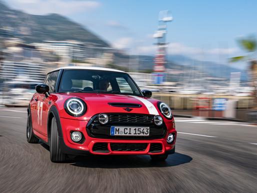 Já pensou em ter um Mini Cooper  de rally na garagem da sua casa ?