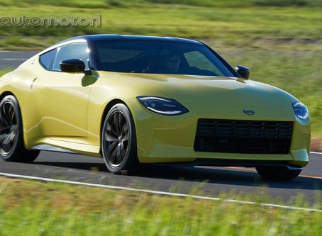 Inspirado em clássico esportivo Nissan Z Proto olha para o futuro