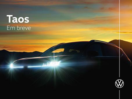 Taos é nome do novo SUV que será feito pela Volkswagen na Argentina