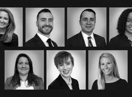 KSLN Welcomes Seven New Associates