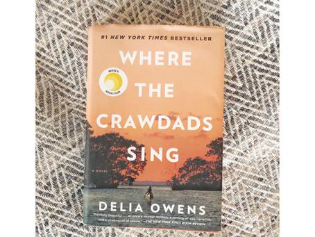 March Book Club Review: Where the Crawdads Sing
