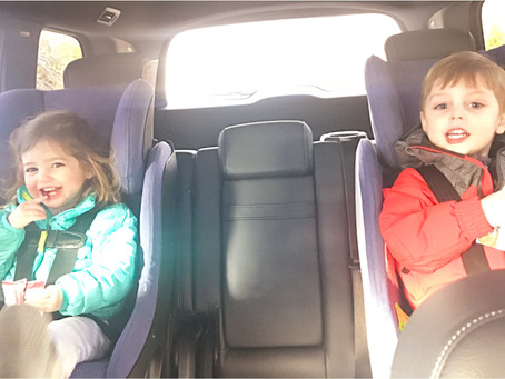 Surviving a Road Trip (With Kids!)