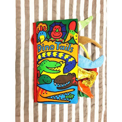 Jellycat Tails Books