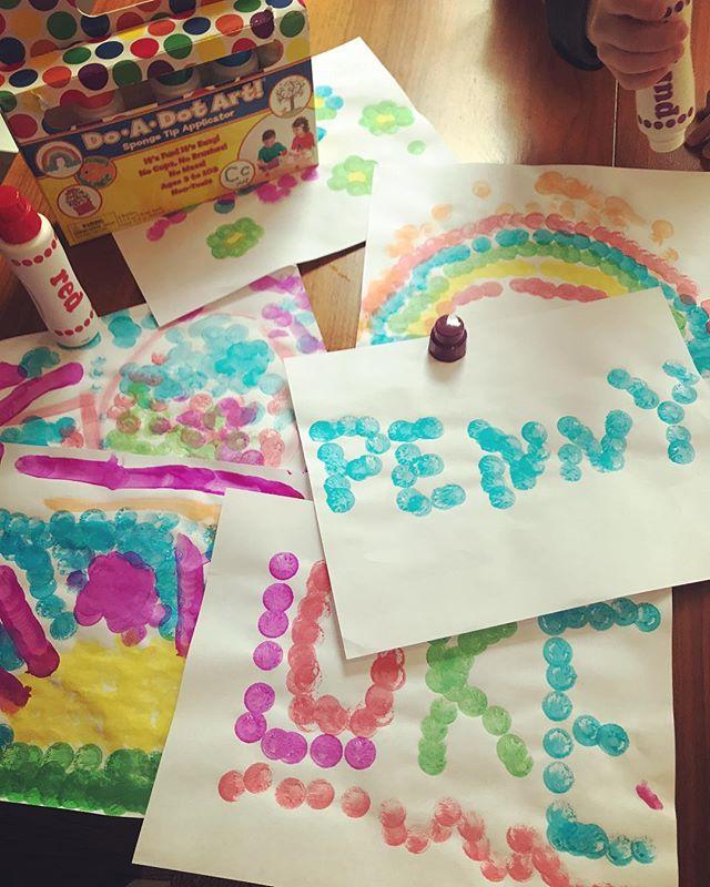 Paint Dot Pens