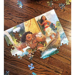 100 Piece Puzzles