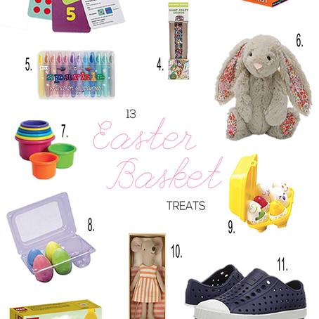 Easter Basket Treats