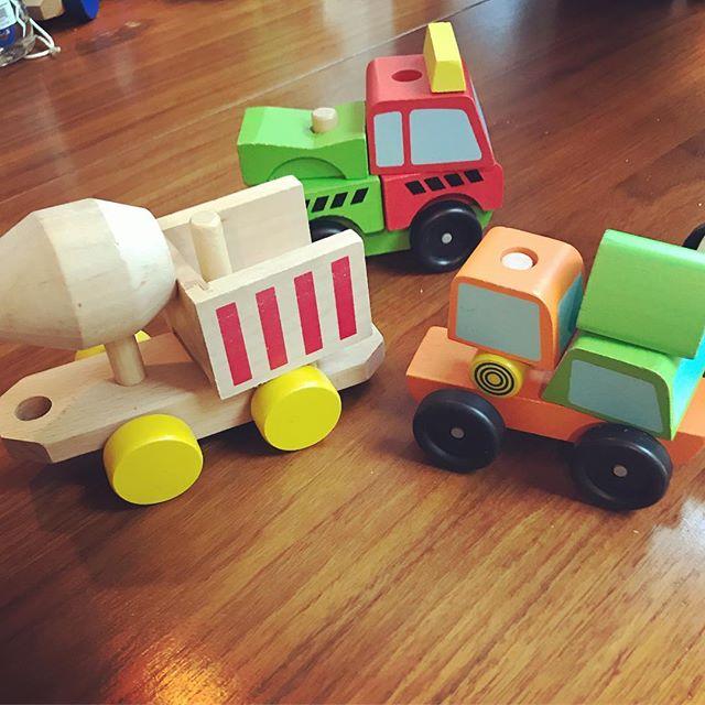 Stacking Vehicles