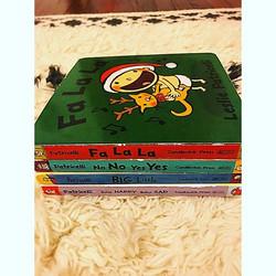 Leslie Patricelli Books