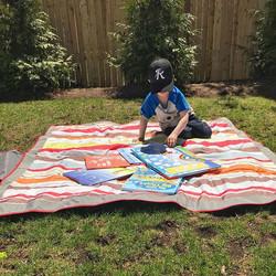 JJ Cole Blanket