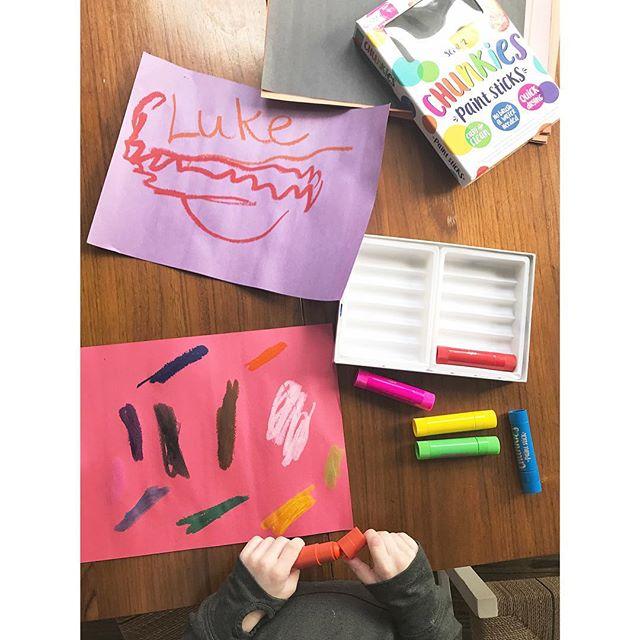 Paint Sticks