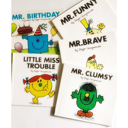 Little Mister/Little Miss Books