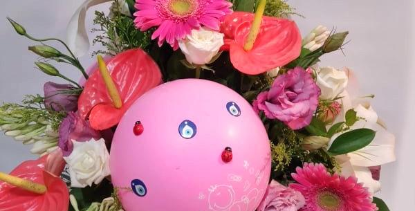 Yeni Bebek Hastane Çiçeği