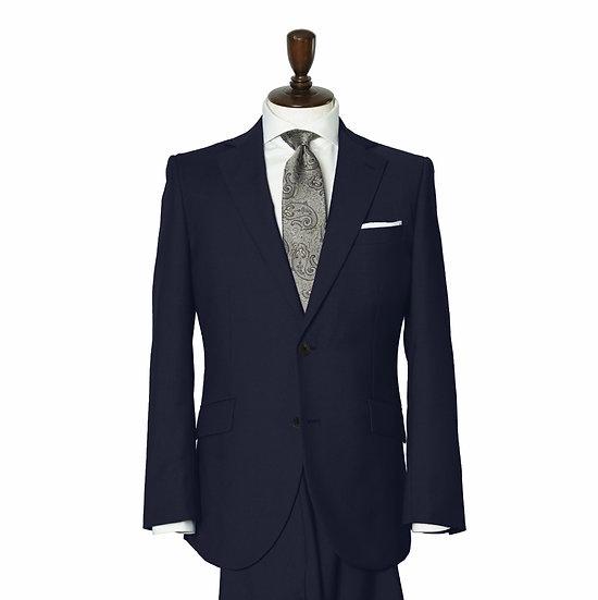 CLISSOLD  ネイビープレーン 2ピーススーツ