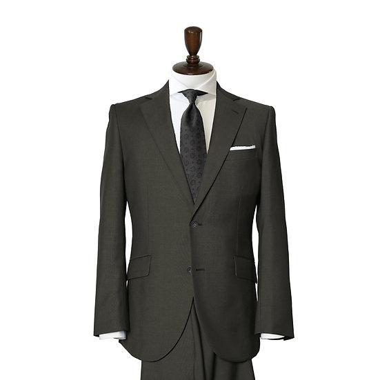 CANONICO グリーンプレーン スーツ