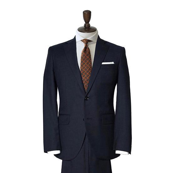 RELIANCE  ネイビー プレーン スーツ