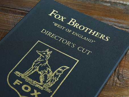 FOX BROTHERS限定生地