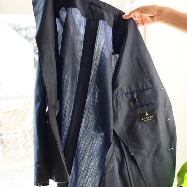一枚仕立てジャケット
