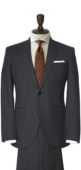 CANONICO  グレー プレーン スーツ