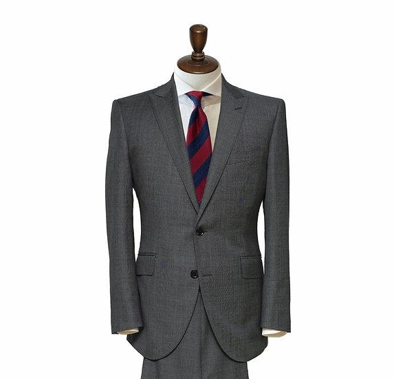 SUIT SUGGESTION グレープレーン 2ピーススーツ