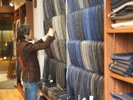 恵比寿でスーツとシャツのフェア開催
