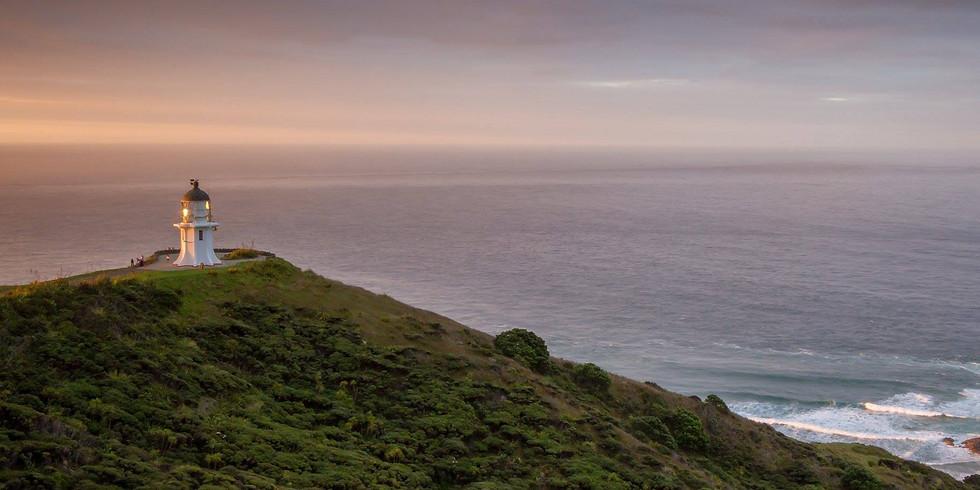 Cape Reinga Lighthouse - Ben Wilton Photographer