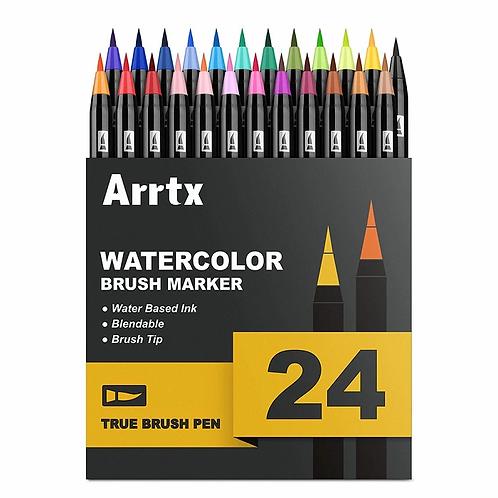 Arrtx Professional Watercolor Pens