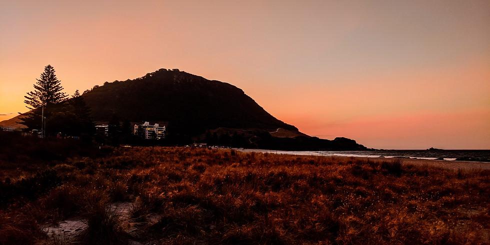 Mauao Sunset