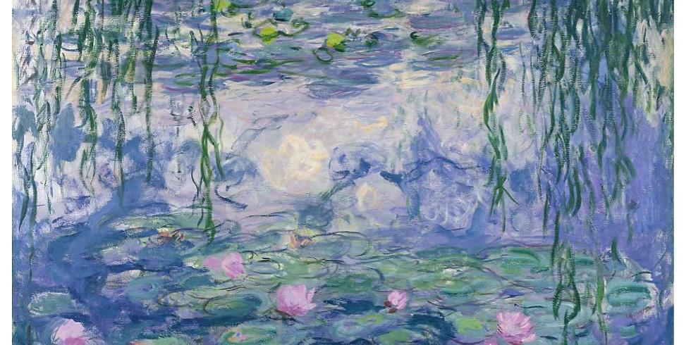 Claude Monet's Water Lillies