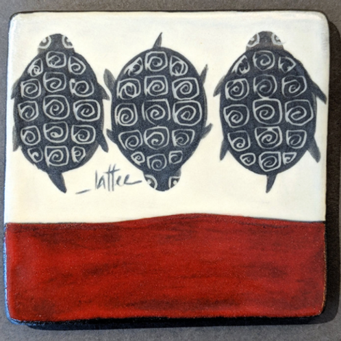 Sally Jaffee Turtle Coaster