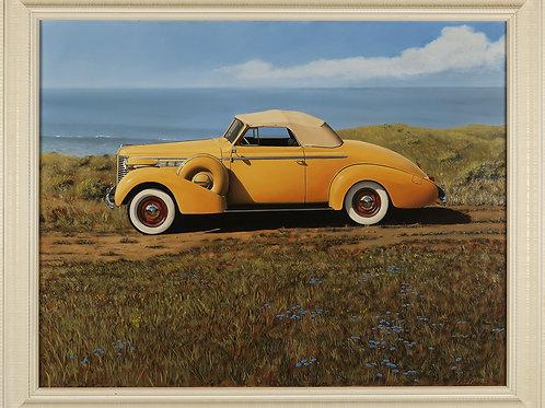 1937 Buick Cabriolet