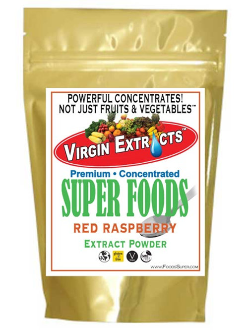 Virgin Extracts Super Foods - Red Raspberry