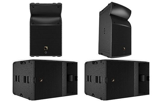 sound-equipment-rental-mykonos , l-acoustics, speakers rental