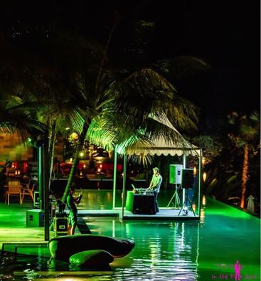 Dj Aslanis @ Jungle Fish (Bali)