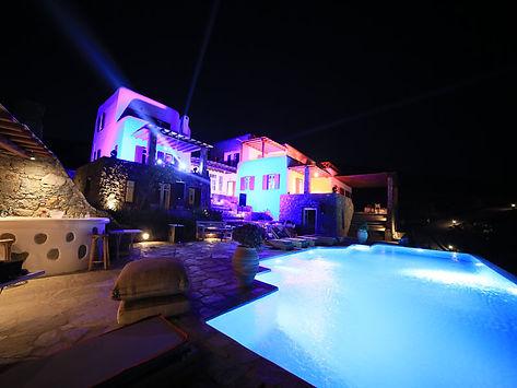 Sound Rental Mykonos, Dj Equipemt Rental, Lighting, Dj Services, Aslanis Events