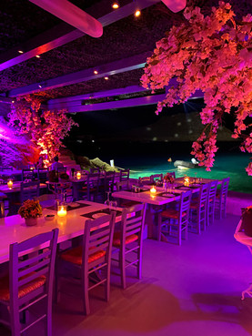 wedding Dj services mykonos, Sound Rental mykonos, lighting rental mykonos