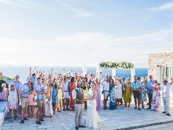 Wedding Dj Services in Paros Island | Aslanis Events