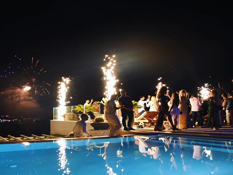 dj services mykonos, Dj rental Mykonos, Private event Mykonos