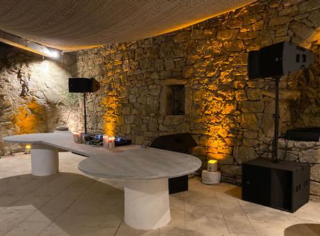 Sound equipment rental mykonos, audio sound equipment rental mykonos