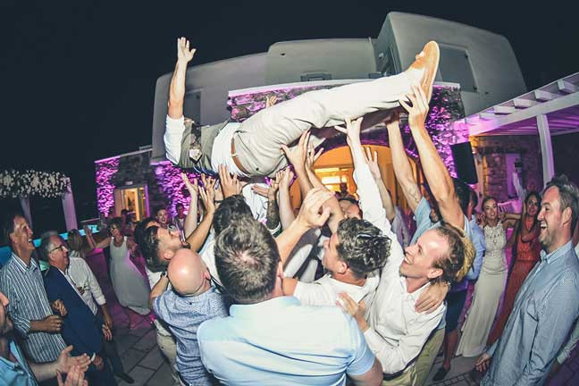 wedding in mykonos, wedding dj services in Mykonos, hire wedding dj, dj services, sound rental mykonos