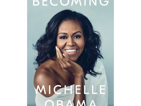 Michelle Obama: Becoming (a parent)