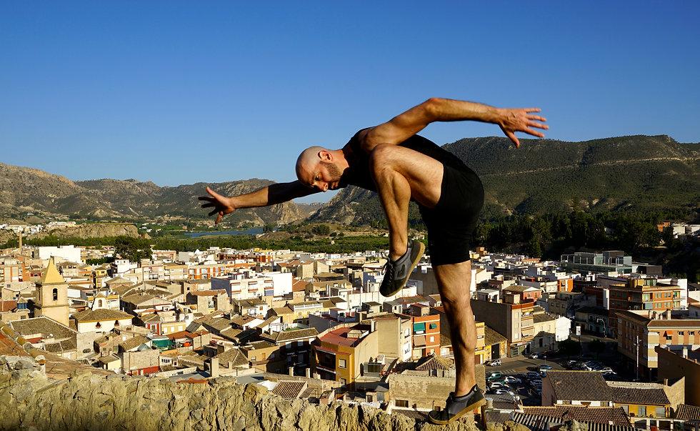 Daniel Gwirtzman Self-Portrait in Spain