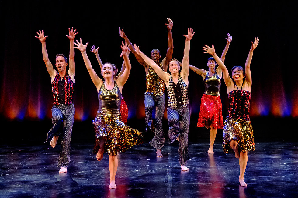 *Daniel Gwirtzman Dance Company in ENCOR