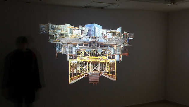Morse projection view