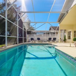 Indoor Pool & Leisure Area